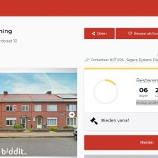 Laatste kans: woning te koop in Plantijnstraat Turnhout