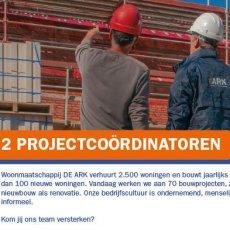 Vacatures projectcoördinator