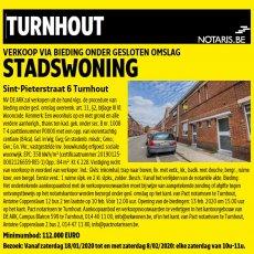 Stadswoning te koop in Turnhout